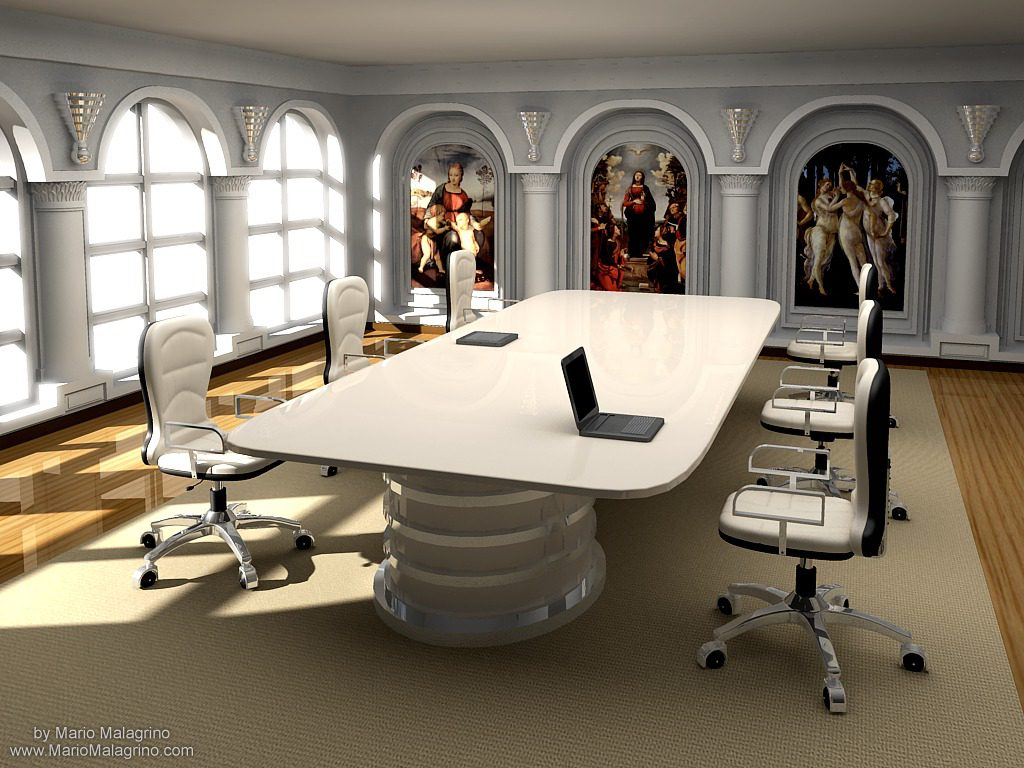 Mario malagrino Office design 3d